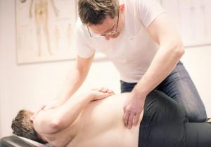 kiropraktor behandling lænd