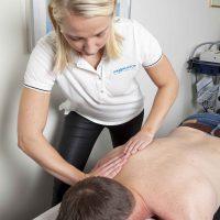 kiropraktor aarhus lystrup Mia Karlsen behandling 2