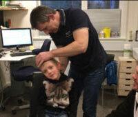 David 6 år kiropraktor lystrup