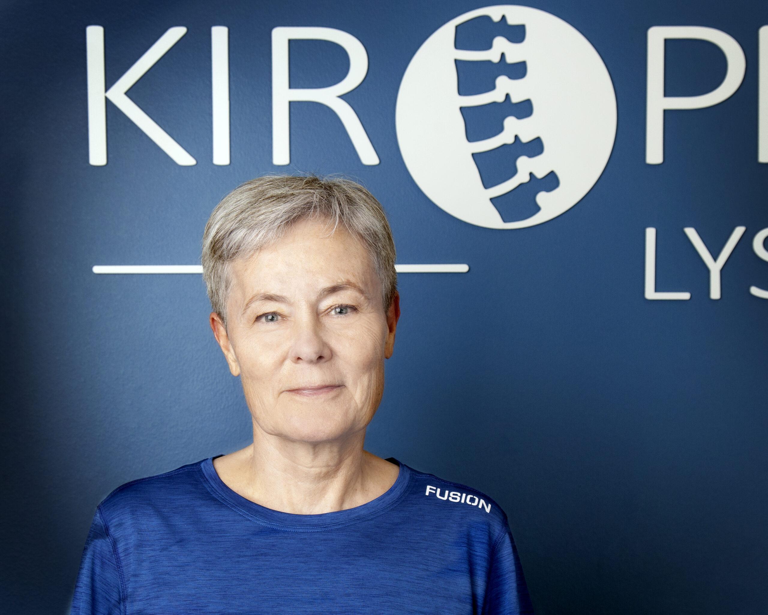Joan Holm Kiropraktor